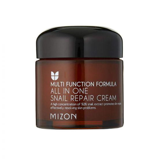 Улиточный крем MIZON All In One Snail Repair Cream