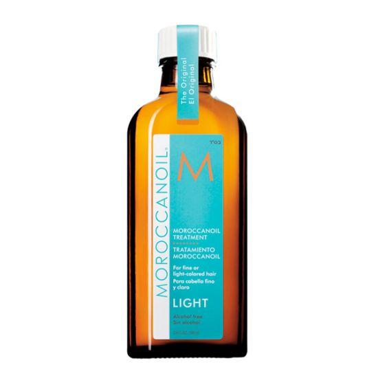 Восстанавливающее масло для тонких и светлоокрашенных волос Moroccanoil Light Oil Treatment 100 ml