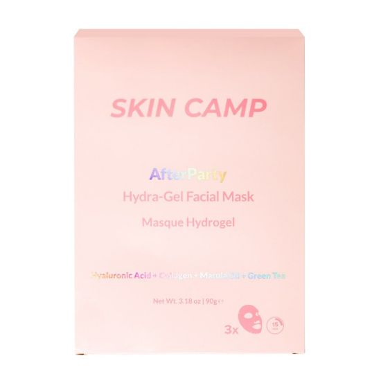 Набор масок для лица Skin Gym AfterParty Hydra-Gel Pink Mask