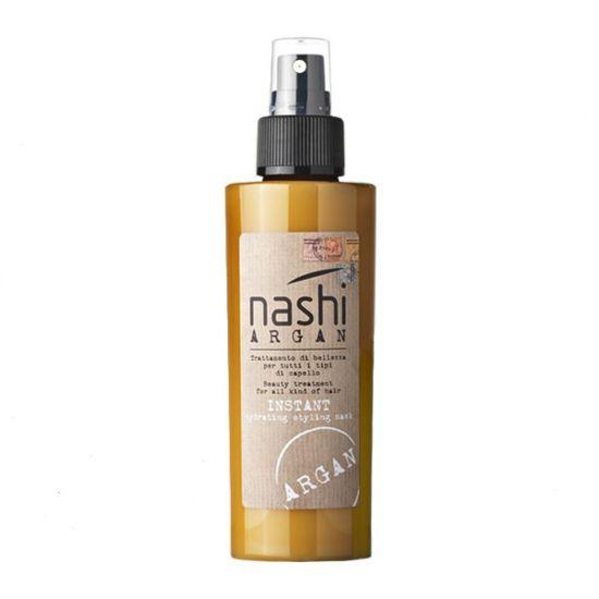 Несмываемая маска-спрей для волос моментального увлажнения Nashi Argan Instant Hydrating Styling Mask