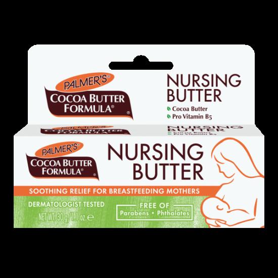 Уход для кормящих мам с маслом какао и провитамином В5 Palmers Cocoa Butter Formula Nursing Butter