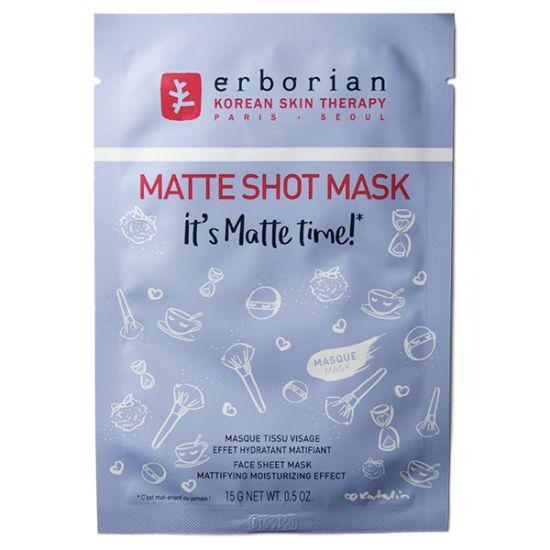 Тканевая маска для лица Erborian Matte Shot Mask