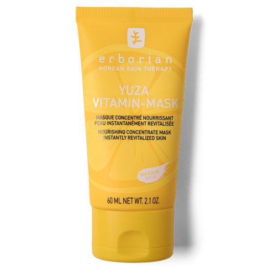 Юзу супермаска для лица Erborian Yuza Vitamin-Mask