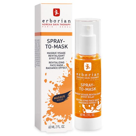 Тонизирующая спрей-маска Erborian Spray-To-Mask