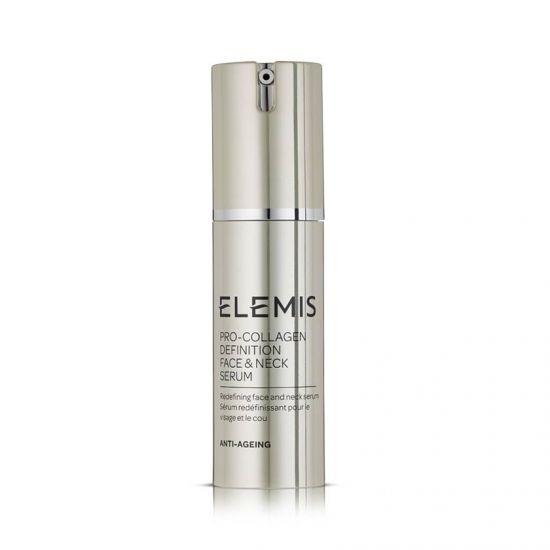 Сыворотка для лица и шеи Elemis Pro-Collagen Definition Face & Neck Serum