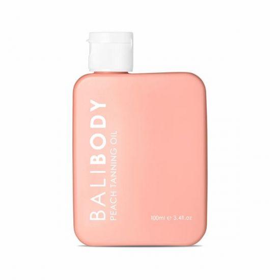 Персиковое масло для загара Bali Body Peach Tanning Oil