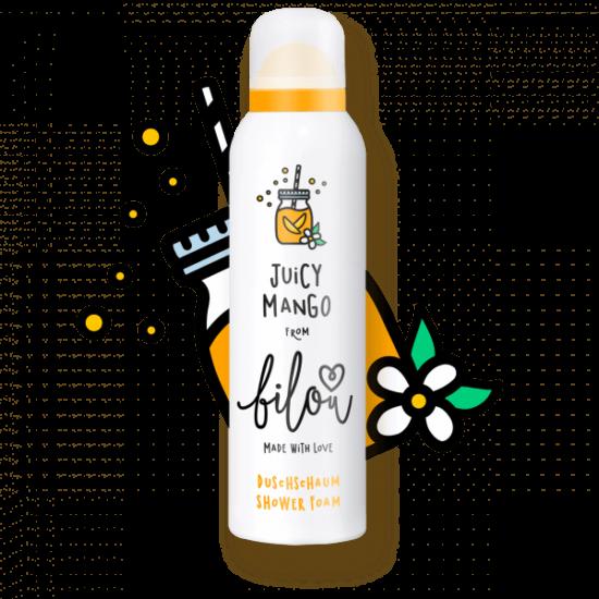 Пенка для душа Bilou Juicy Mango