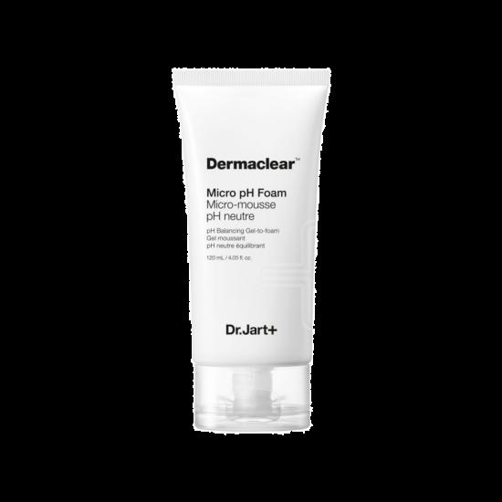 Гель-пенка для умывания Dr.Jart+ Dermaclear Micro pH Foam