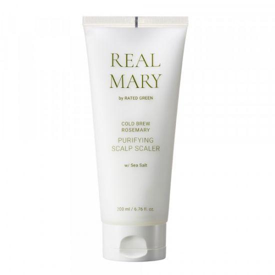 Очищающая маска для кожи головы Rated Green Real Mary Purifying Scalp Scaler