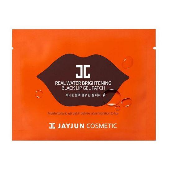 Патчи для Губ Jayjun Brightening Black Lip Gel Patch