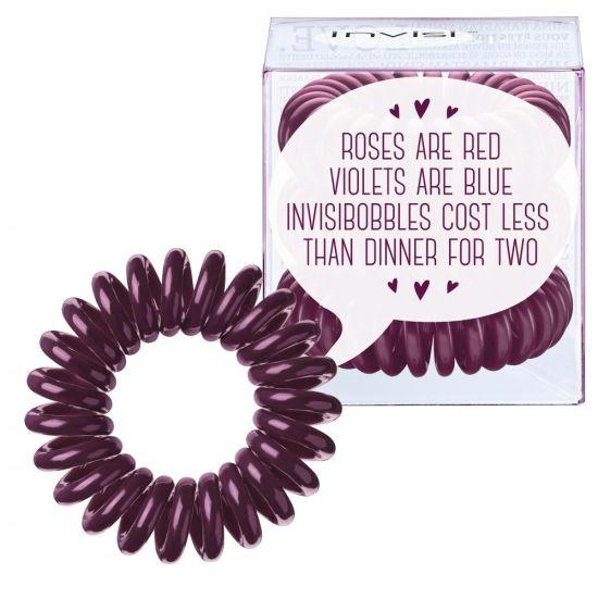 Резинка-браслет для волос 3 шт. Invisibobble Dinner For Two