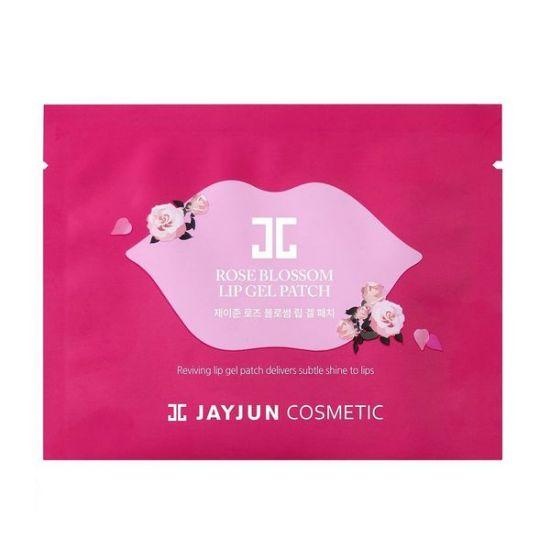 Патчи для Губ Jayjun Rose Blossom Lip Gel Patch