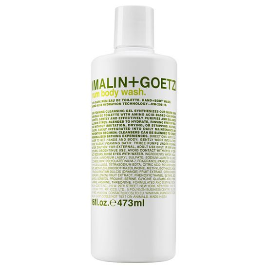 Гель для душа «Ром» MALIN+GOETZ Rum Body Wash