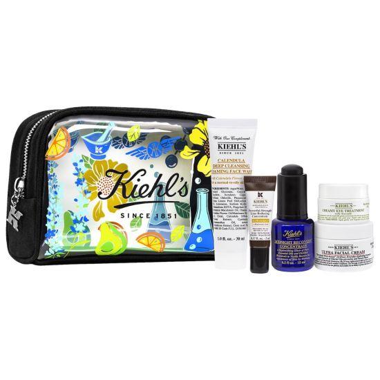 Лимитированный набор Kiehl's Healthy Skin Squad