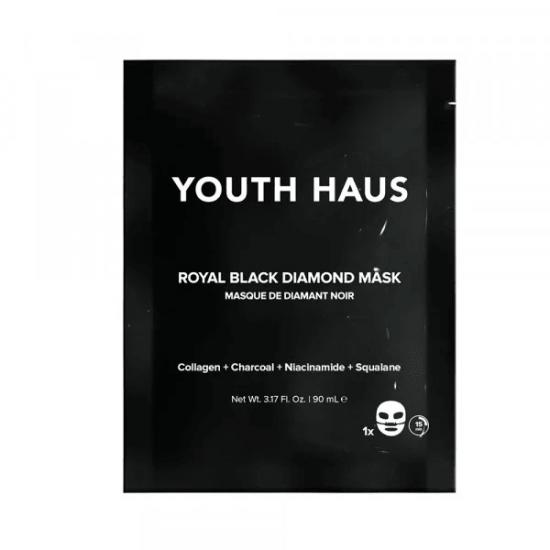 Маска для лица SKIN GYM Youth Haus Black Dimond Face Mask