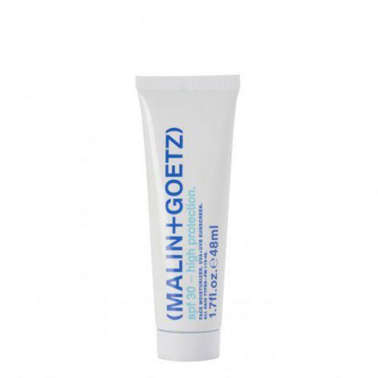 Солнцезащитный крем для лица Malin+Goetz SPF 30 High Protection