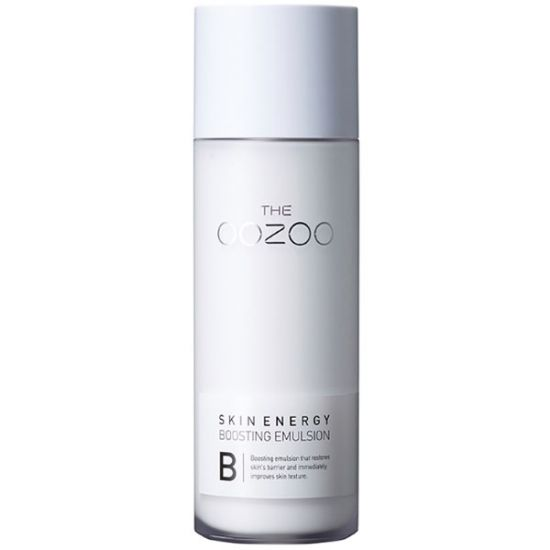 Эмульсия-бустер для упругости кожи лица THE OOZOO Energy Boosting Emulsion
