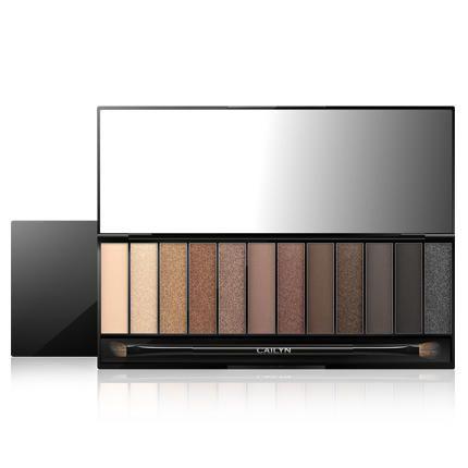 Палетка теней Cailyn O! 12 Eyeshadow Palette