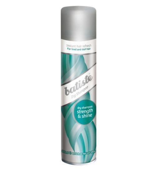 Cухой шампунь Batiste Strength & Shine