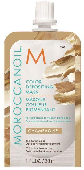 Маска для Волос Moroccanoil Color Depositing Mask Champagne