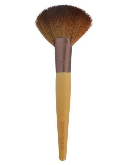 Веерная кисть ECOTOOLS DELUXE FAN BRUSH