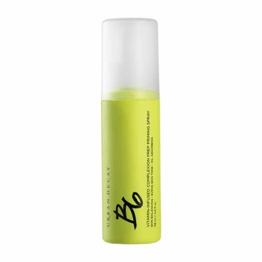 Спрей для лица с витаминным комплексом Urban Decay B6 Vitamin-Infused Complexion Prep Spray