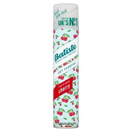 Сухой шампунь Batiste Cherry
