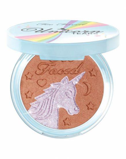 Бронзер Too Faced Unicorn Tears Bronzer