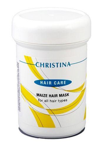 Кукурузная маска для сухих и нормальных волос Christina Maize Hair Mask