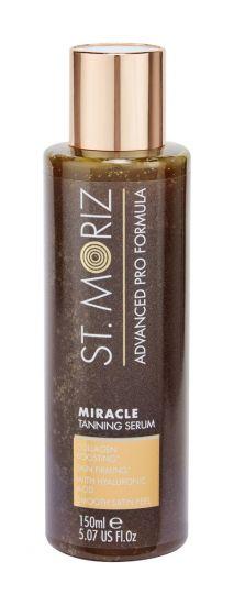 Увлажняющая сыворотка-автобронзат с гиалуроновой кислотой St.Moriz Advanced Miracle Tanning Serum