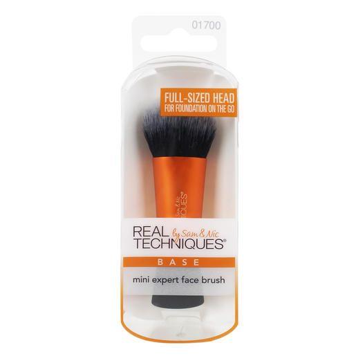 Кисть Real Techniques Mini Expert Face Brush Base