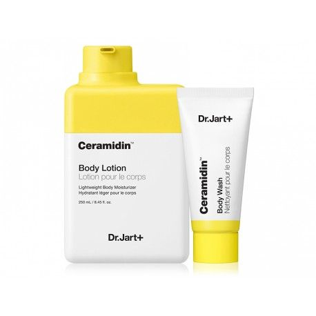 Лосьон для тела с керамидами Dr. Jart+ Ceramidin Body Lotion