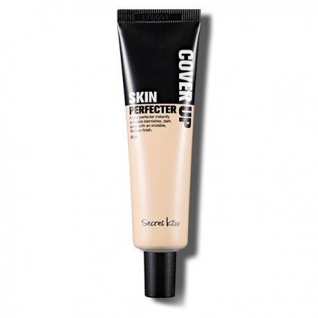 ВВ-крем с высокой маскировкой Secret Key Cover Up Skin Perfecter