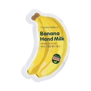 Крем-молочко для рук TONY MOLY Banana Hand Milk Sample
