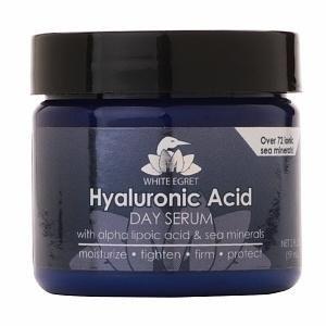 Гиалуроновая сыворотка с морскими минералами White Egret Hyaluronic Acid Day Serum