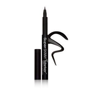 Тонкий маркер для глаз NYX SUPER SKINNY EYE MARKER Carbon Black