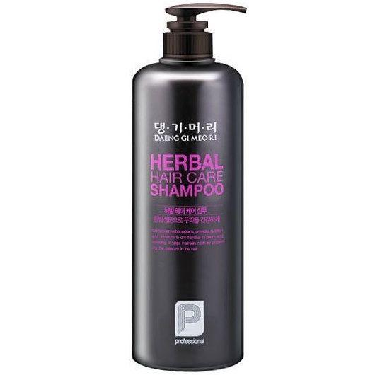 Профессиональный шампунь для окрашенных волос DAENG GI MEO RI PROFESSIONAL HERBAL HAIR SHAMPOO
