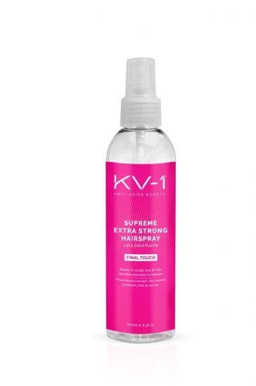 Лак для волос экстра-сильной фиксации KV-1 Supreme Extra Strong Hair Spray