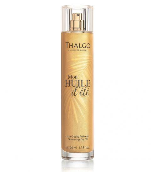 Мерцающее сухое масло Thalgo Shimmering Dry Oil