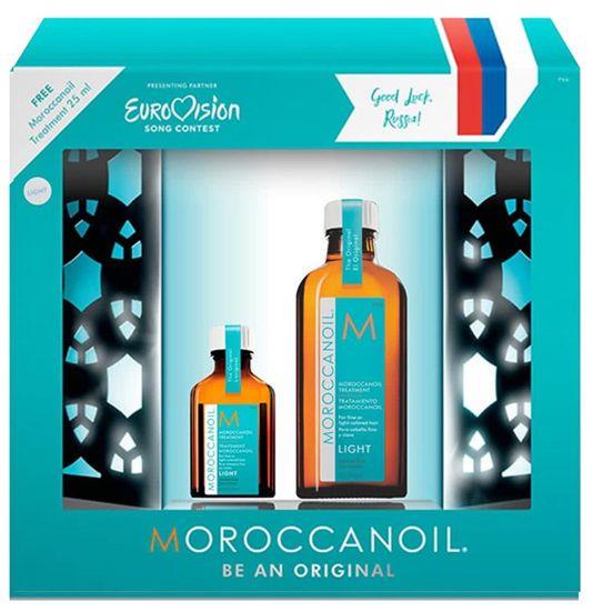 """Набор восстанавливающего масла для светлых волос Moroccanoil """"Be an Original"""" Light"""