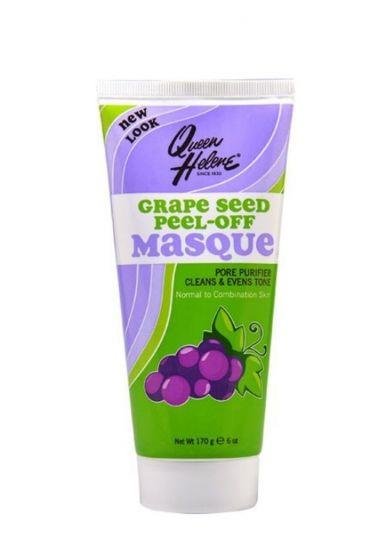 Маска-пленка с экстрактом виноградных косточек Queen Helene Grape Seed Peel-Off Masque