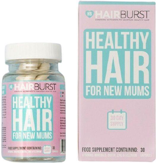 Витамины для роста и укрепления волос для беременных Helthy Hair for new mums