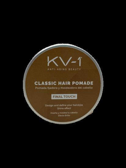 Классическая помада для волос с эффектом блеска KV-1 Final Touch Classic Hair Pomade