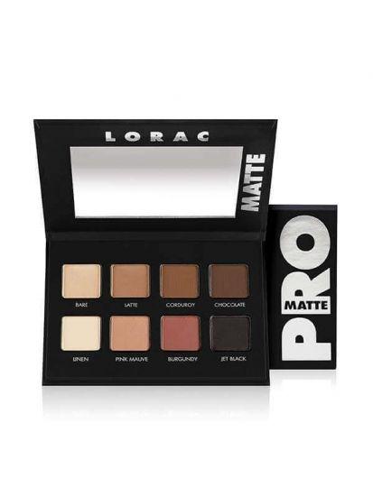 Палетка матовых теней LORAC PRO Matte Eye Shadow Palette