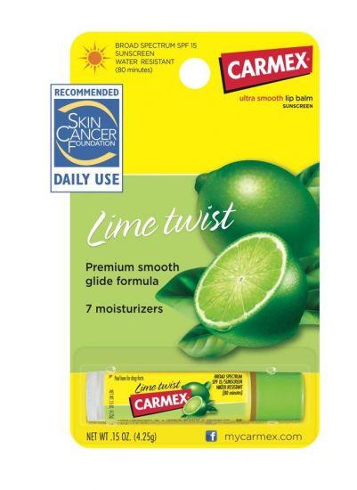 Бальзам для губ Carmex Lime Twist