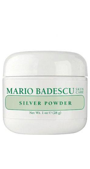 Пудра для глубокого очищения пор Mario Badescu Silver Powder