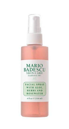 Спрей для лица с алоэ, травами и розовой водой Mario Badescu Facial Spray