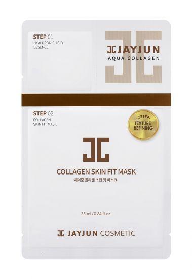 Экспресс-набор для упругости кожи JayJun Collagen Skin Fit Mask