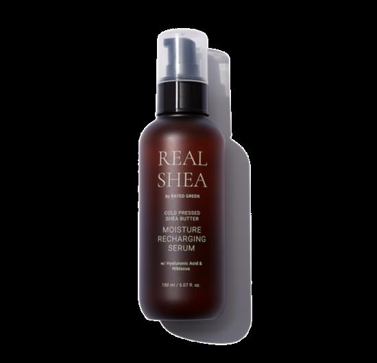 Увлажняющая сыворотка для волос Rated Green Real Shea Moisture Recharging Serum