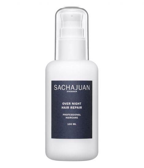 Ночное восстановление для повышения эластичности и укрепления волос SACHAJUAN Overnight Hair Repair